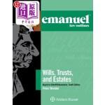 【中商海外直订】Emanuel Law Outlines for Wills, Trusts, and Estates