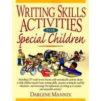【预订】Writing Skills Activities For Special Children