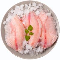速鲜 海南鲷鱼片120-150g1片 袋装刺身即食日料新鲜冷冻生鱼片罗非鱼片