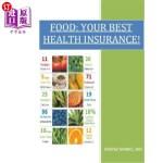 【中商海外直订】Food: Your Best Health Insurance