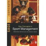 【预订】Key Concepts in Sport Management
