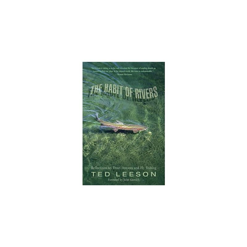 【预订】The Habit of Rivers: Reflections on Trout Streams and Fly Fishing 预订商品,需要1-3个月发货,非质量问题不接受退换货。