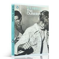 英文原版 The Outsiders 小教父 科波拉电影原著小说 美国著名青少年文学力作 青少年阅读文学小说读物