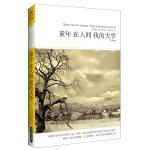 童年 在人间 我的大学(文学文库058)(影响全世界的自传体小说三部曲,高尔基留给我们的十分宝贵的文学遗产;展现了成长
