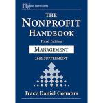 【预订】The Nonprofit Handbook, 2002 Supplement: Management