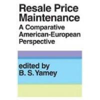 【预订】Resale Price Maintainance: A Comparative