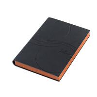 压线条糖果色笔记本商务办公学习记事本文具本