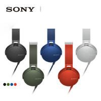 包邮支持礼品卡 热巴代言 Sony/索尼 MDR-XB550AP 头戴式耳机 立体声 免提通话 耳机