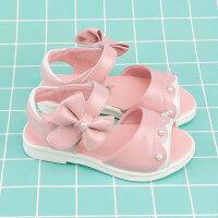 女童凉鞋小公主新款夏季宝宝凉鞋