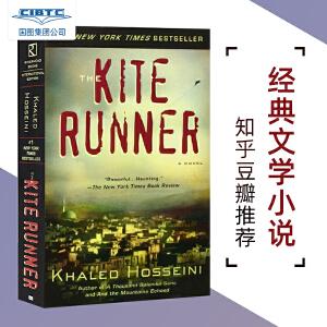 【现货】 追风筝的人 英文原版 The Kite Runner 卡勒德胡赛尼著 简装版