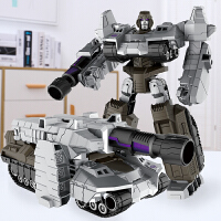 坦克机器人赛博坦G1模型男孩4合金变形玩具金刚5威震L