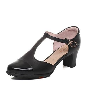 BATA/拔佳春季专柜同款绵羊皮女凉鞋AQ704AK6