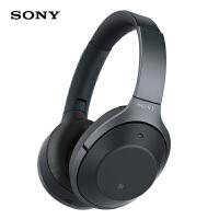 索尼(SONY)WH-1000XM2 Hi-Res无线智能降噪耳机 黑色