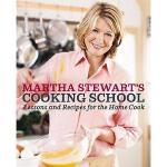 【预订】Martha Stewart's Cooking School: Lessons and Recipes