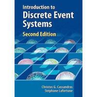 【预订】Introduction to Discrete Event Systems