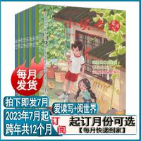 小读者阅世界+小读者爱读写杂志2021年订阅8/9/10/11/12月/2022年1/2/3/4/5/6/7月 3-4-