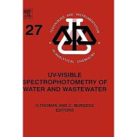 【�A�】UV-Visible Spectrophotometry of Water and