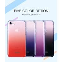 支持礼品卡送钢化膜 iphone7 手机壳 苹果8 透明 iphone8 Plus 保护套 8P 轻薄 全包 男女 新