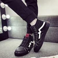 DAZED CONFUSED 潮牌男鞋韩版潮鞋冬季棉鞋男保暖加绒高帮休闲鞋板鞋