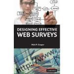 【预订】Designing Effective Web Surveys