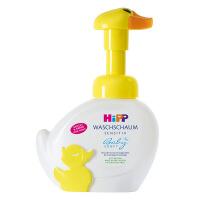 【澳门直购】德国Hipp喜宝婴儿小鸭子免敏泡泡洗手洗脸液250ml
