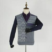 柜子出品剪标男士拼接加绒假两件保暖衬衫领加厚百搭男士打底衫潮
