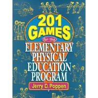 【预订】201 Games for the Elementary Physical Education
