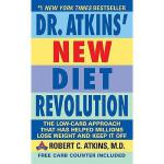 【预订】Dr. Atkins' New Diet Revolution: Completely