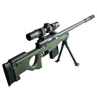 可发射手动儿童玩具枪AWM*巴雷特绝地吃鸡模型求生98k狙击抢