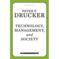 【预订】Technology, Management, and Society