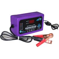 汽车电瓶充电器12V摩托车电瓶充电器6V12V24V全智能蓄电池充电机