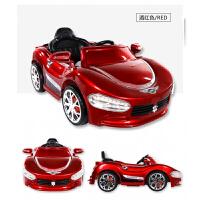 儿童电动车双驱四轮遥控车1-2-3岁摇摆车电瓶汽车可坐宝宝童车