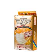 KOWA 日本 三次元口罩 儿童防护系列 防雾霾PM2.5 彩虹口罩 金色 12枚入 盒装