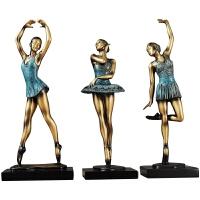芭蕾舞女客厅家具酒柜装饰品摆件创意家居艺术品摆设乔迁新居礼品