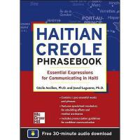 【预订】Haitian Creole Phrasebook: Essential Expressions for