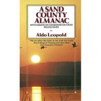 【预订】A Sand County Almanac: With Essays on Conservation