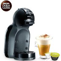 Delonghi/德龙 EDG305.BG 胶囊咖啡机 家用 商用 0.8L水箱 全自动 花式咖啡 (黑色)