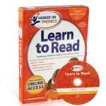 英文原版绘本 Hooked on Phonics Learn to Read - pre k Level 1 附DVD