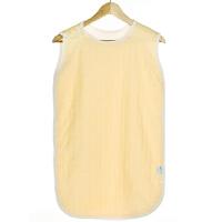 三利 纯棉高密度纱布儿童睡袋 A类安全标准婴幼儿用品 背心式睡衣 防踢被 45×80cm