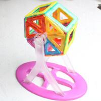 磁力片积木儿童益智玩具吸铁石玩具磁铁智力开发男孩女孩拼装拼图