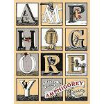 【预订】Amphigorey: Fifteen Books