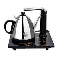 家用烧水壶自动上水壶抽水304不锈钢电热水壶