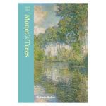 英文原版Monet's Trees莫奈画册 莫奈美术作品中的树 艺术绘画作品集图册 正版书籍