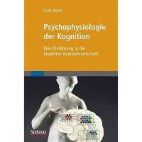【预订】Psychophysiologie Der Kognition: Eine Einfuhrung in