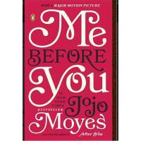 【现货】新版 英文原版 Me Before You 我就要你好好的 遇见你之前 文学版 同名电影原著