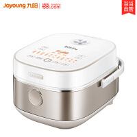 九阳(Joyoung)电饭煲 4升 IH电磁环绕加热 1200W大火力电饭锅 F-40T8 十大功能 白色