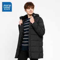 [5折秒杀价:161.3元,年终狂欢/仅限12.16-20]真维斯男装 冬装 修身化纤羽绒外套