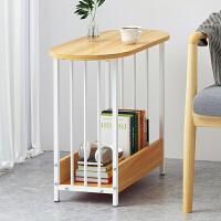 亿家达茶几小户型沙发边桌家用客厅简易小桌子简约可移动创意边几