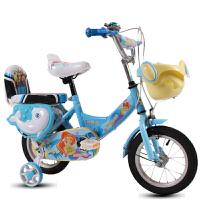 儿童自行车3-10岁16寸男女童童车14寸18寸20寸小孩宝宝脚踏单车