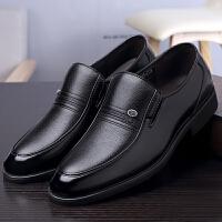 DAZED CONFUSED男鞋2017秋季新款商务正装皮鞋青年时尚英伦风驾车鞋套脚上班爸